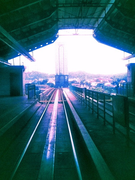 Down the LRT Line I 04