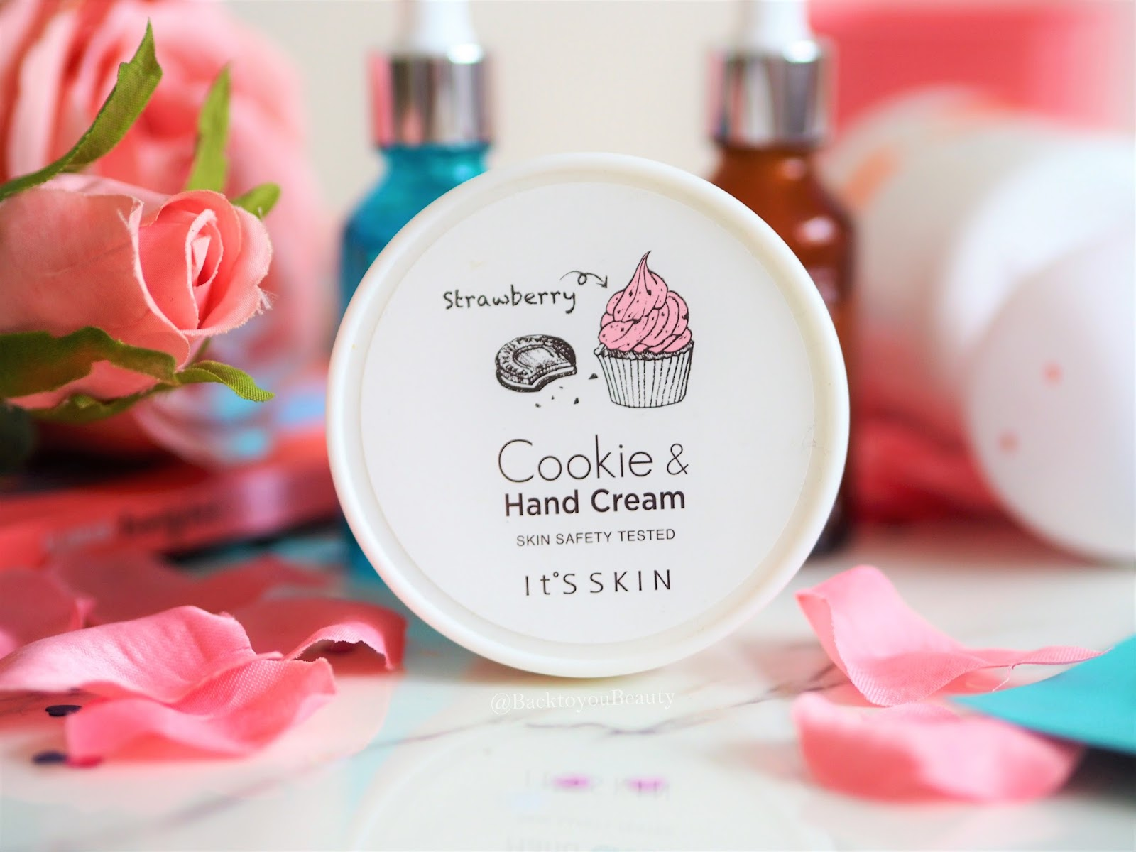 It's Skin Cookie and Handcream