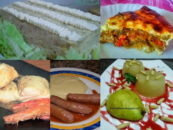Inmersión blogueril: Blogs que cocinan para intolerancias alimentarias.