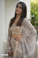 Rashi Khanna in a Tebe Top Sizzling Beauty at Tholi Prema Movie Interview ~  Exclusive 012.jpg