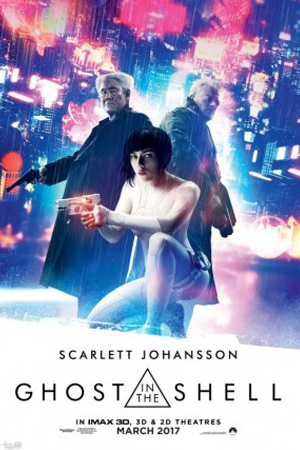 Jadwal GHOST IN THE SHELL di Bioskop