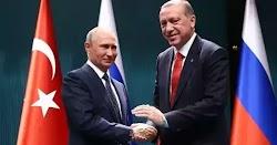 Τελεσίγραφο προς την Άγκυρα στέλνει η Μόσχα διαμέσου της ρωσικής πρεσβείας στην τουρκική πρωτεύουσα καθώς ανήρτησε να μήνυμα στο Twitter με ...