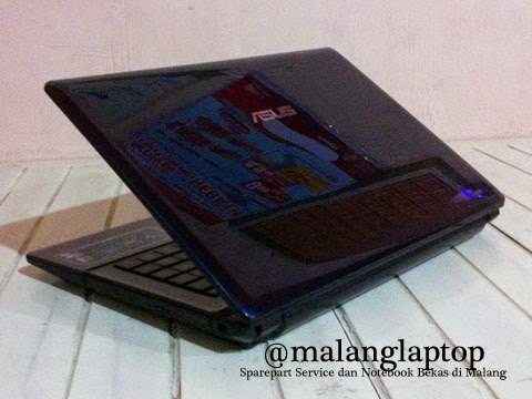 laptop second asus k45u mulus