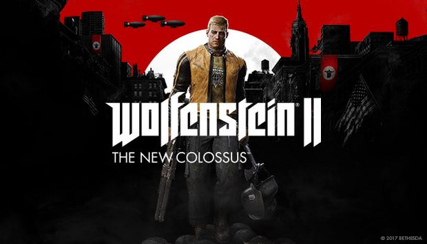 WOLFENSTEIN II THE NEW COLOSSUS MULTI9 REPACK