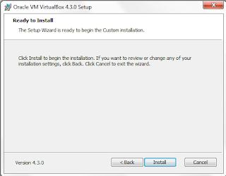 Cara Intasl BBM di Komputer dengan VirtualBox