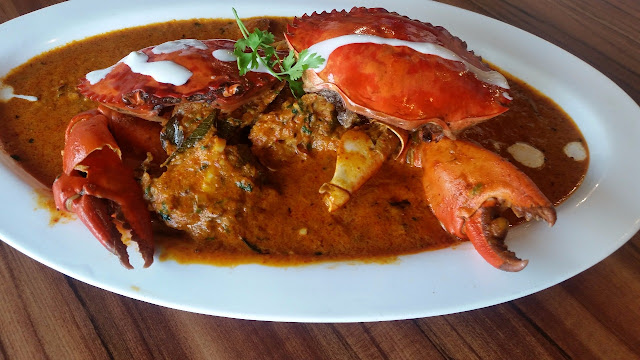 Chilika Crabs