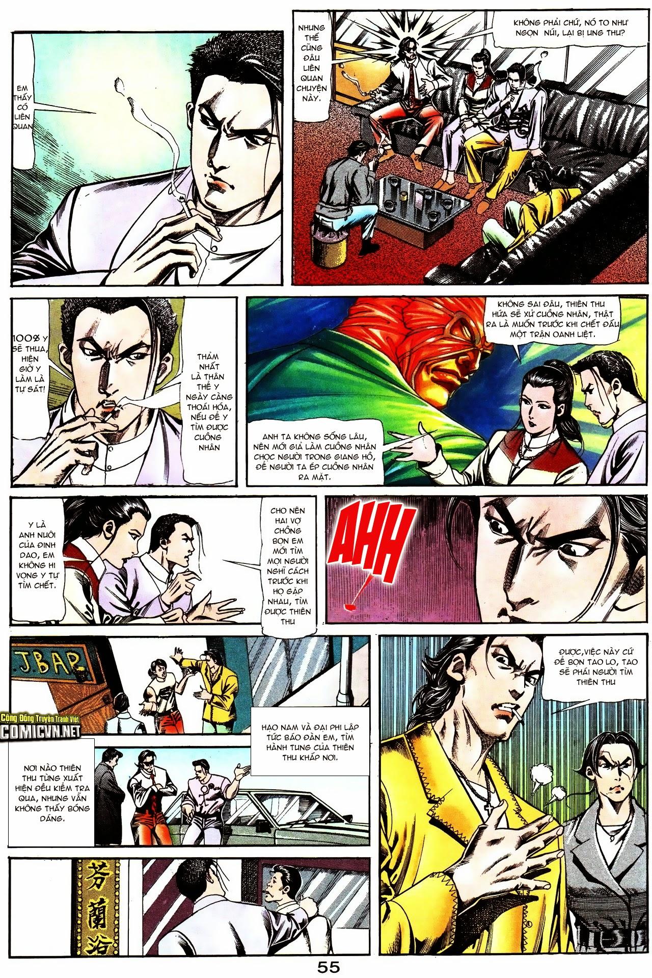 Người Trong Giang Hồ chapter 112: nhân sinh trang 26