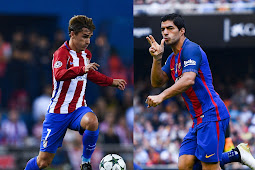 Suarez Ajak Griezmann Ke Barcelona, Begini Tanggapan  Valverde