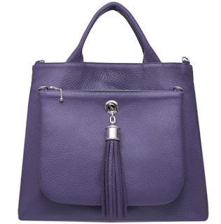 VVA Dahlia Tote Purple