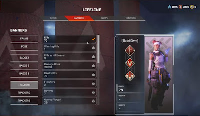 Apex Legends, Trackers, Stat Trackers, Stats Tracking, Banners Guide
