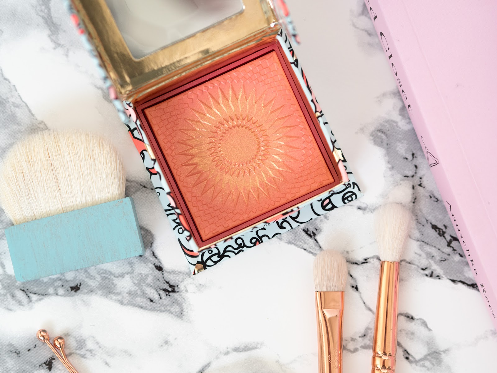 Benefit California Blusher review