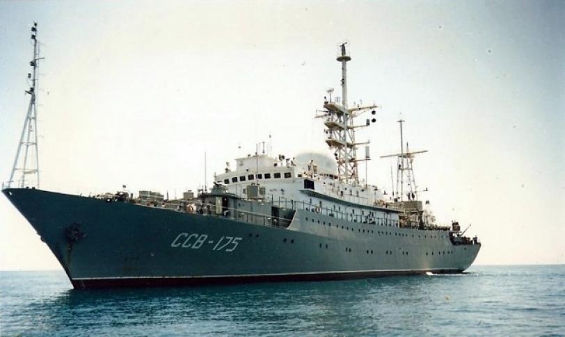 Is Russian spy ship off the east coast a big deal?