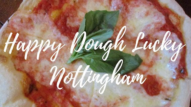 Happy Dough Lucky Nottingham