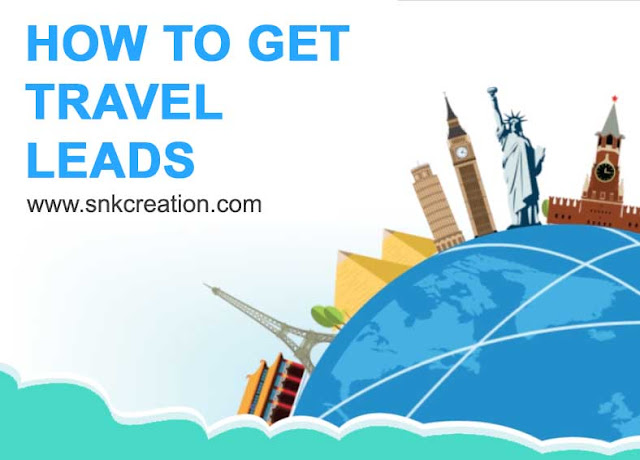 buy travel holidays leads