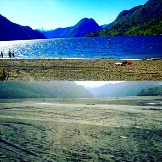 Danau Ini Lenyap Hanya Dalam Semalam