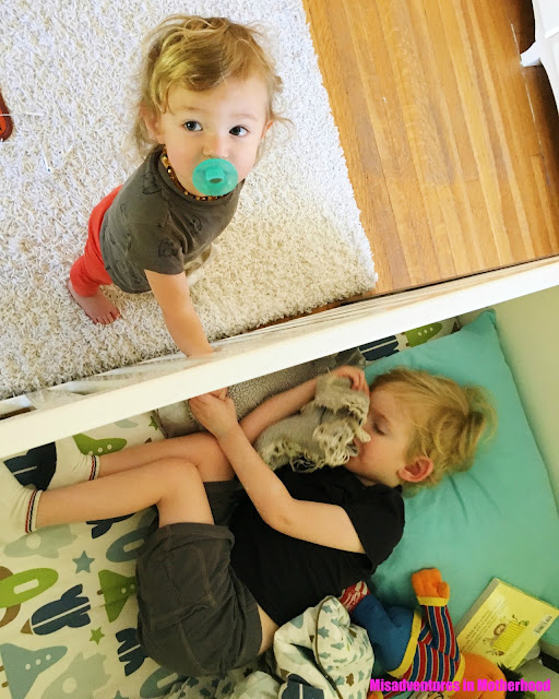 why it's a good idea to have your kids close together