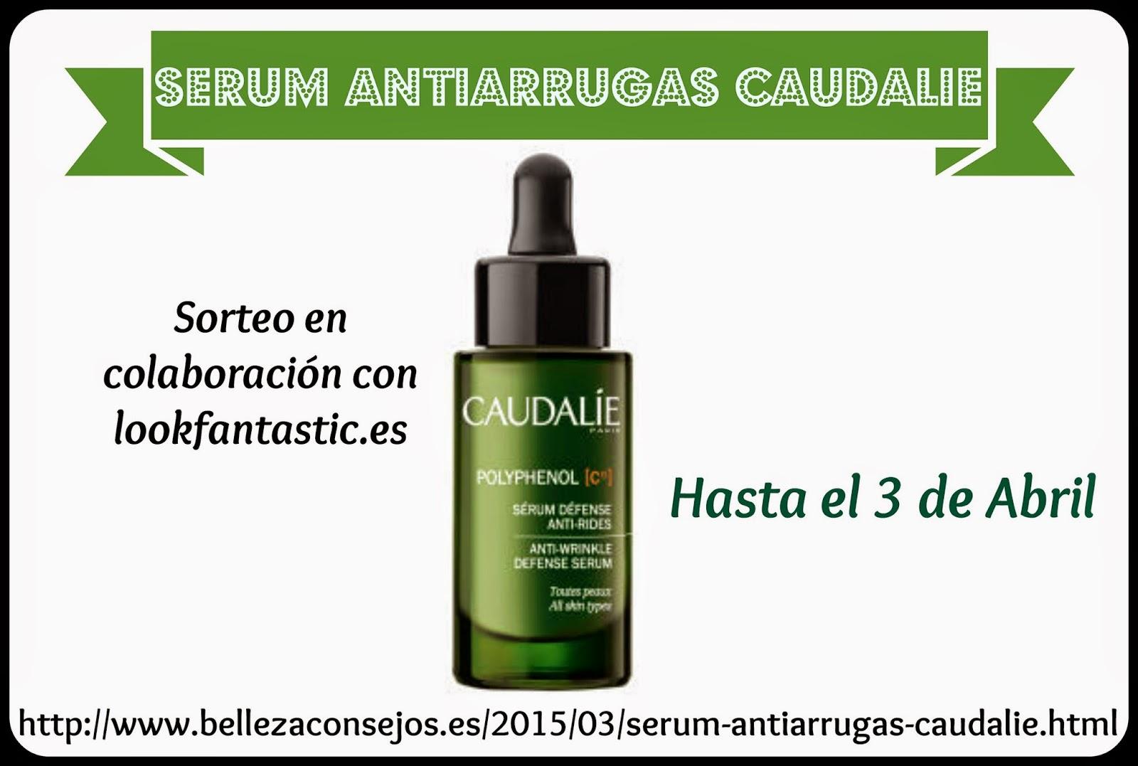 serum antiarrugas caudalie