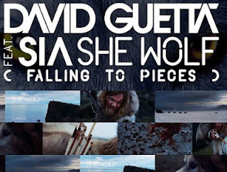 David Guetta Ft Sia She Wolf Music Video