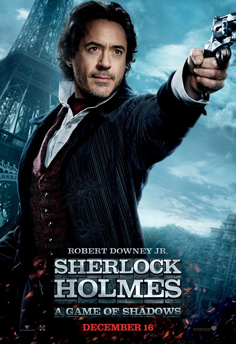 Neuer Sherlock Holmes Film