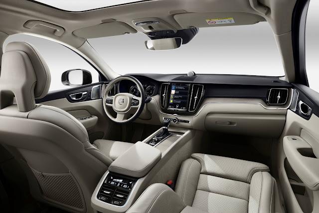 Novo Volvo XC60 2018