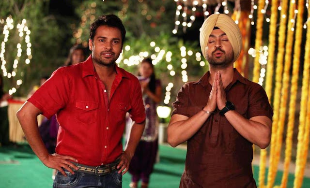 Amrinder Gill With Diljit Dosanjh - HD Wallpaper Free Download