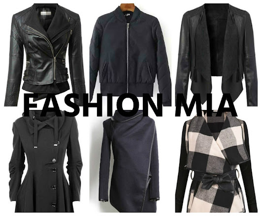 WOMAN'S TRENDY FASHION JACKETS & COATS @ FASHIONMIA