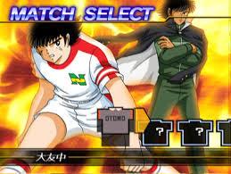 Download Captain Tsubasa PSP PPSSPP ISO