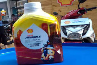 Shell Advance 4T AX5 Scooter 10W-30