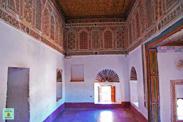 Kasbah de Taourirt en Ouazarzate, Marruecos