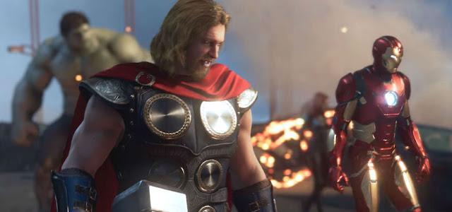 'Thor: Ragnarok' influenciou o jogo 'Marvel's Avengers', afirma o desenvolvedor