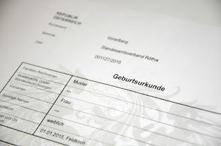 تسجيل المواليد الجدد في المانيا خطوة بخطوة
