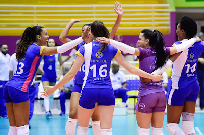 Superliga feminina 18/19