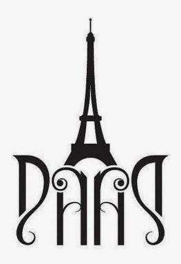 Retro Images for a Paris Party.