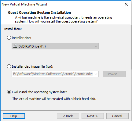 IT WORLD: How to Install Windows Server 2016 on VMware Workstation 12 5