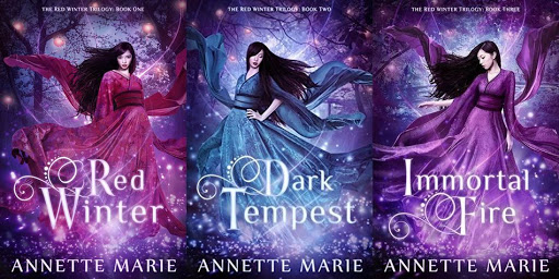 The Red Winter Trilogy
