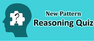 New Pattern Reasoning Questions | BOB AND DENA BANK PO 2017 | 10.05.2017