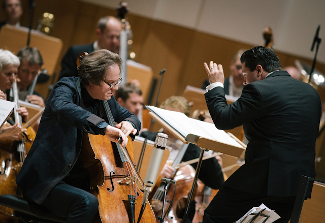 Jan Vogler, Cristian Macelaru, WDR Sinfonieorchester - Dresden Music Festival