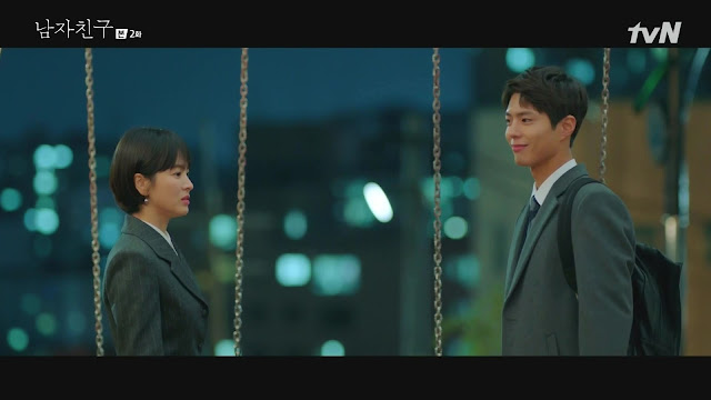 Sinopsis FULL K-Drama Encounter Episode 2
