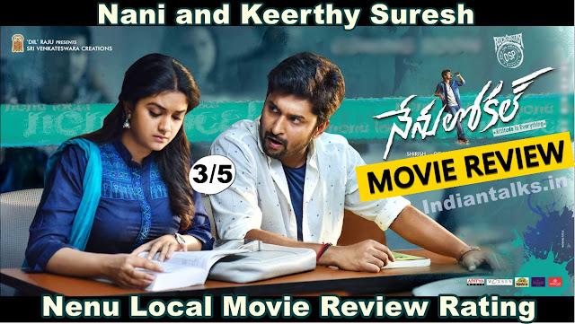 Nenu Local Movie Review Rating