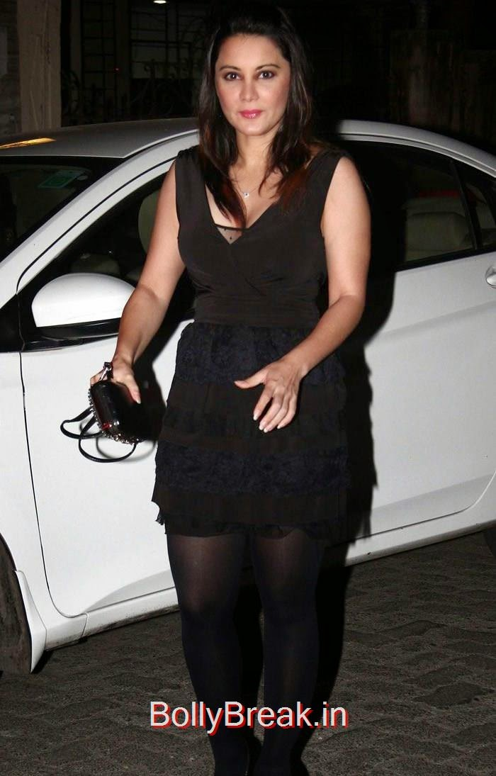 Celebs Spotted at a Party in Bandra, Shilpa Shetty HOt Pics Coming To Party in Bandra