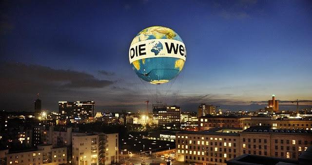 Berlim Vista do Ar