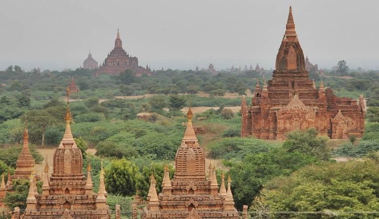 Pagoda Pagan