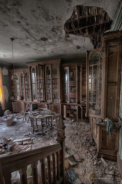 38 Creepy Abandoned Places These Were Once Busy Places