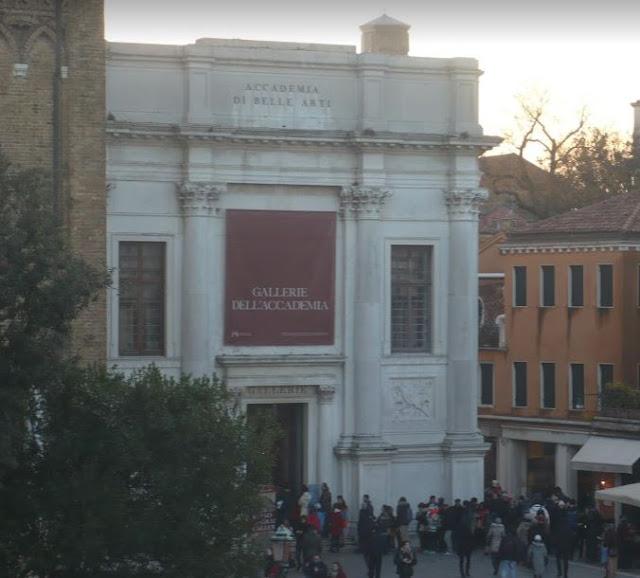 gallerie delll'accademia a Venezia