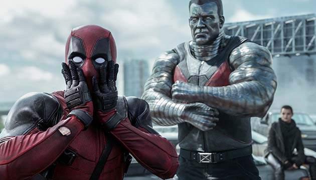 kumpulan film superhero terbaik