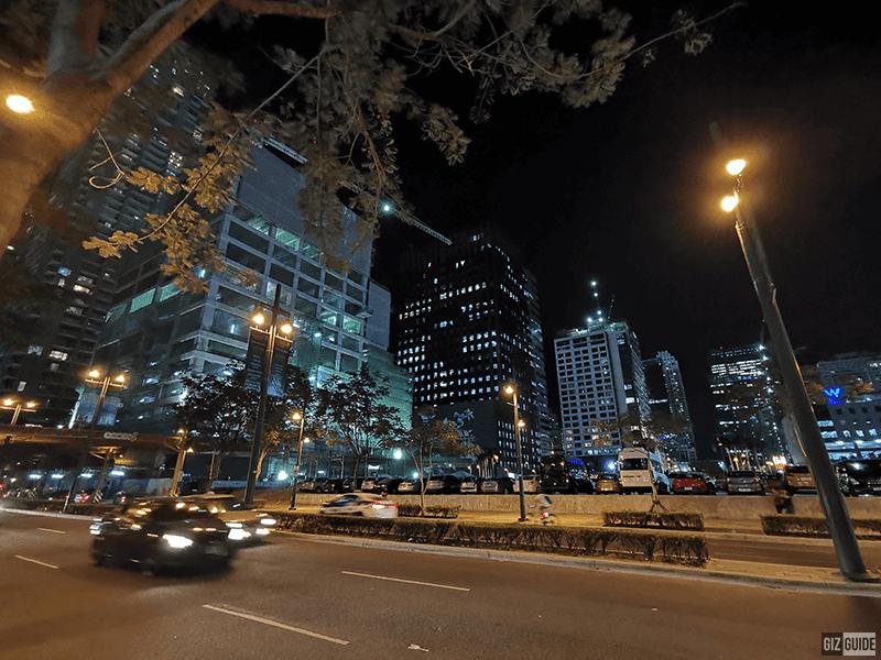 Night wide auto