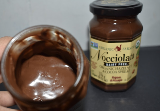 chocolate hazelnut dairy free