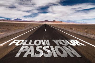 ikuti passion ketika melamar pekerjaan