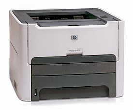 HP LaserJet 1320n driver