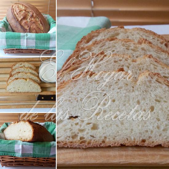 Pan de leche y aceite de oliva elaborado a mano por el método tradicional. Se consigue mayor volumen y una miga alveolada